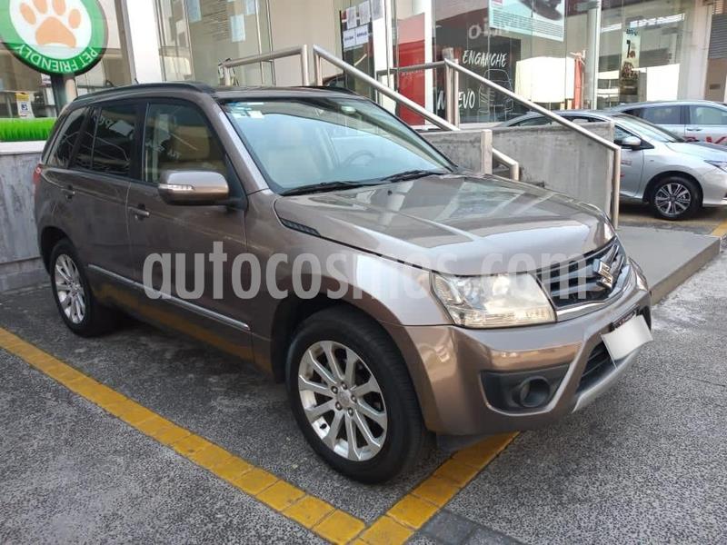 Suzuki Grand Vitara L4 GLS usado (2015) color Cafe precio $219,000