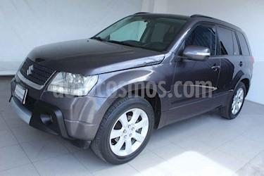 Suzuki Grand Vitara 5p GLS aut L4 piel q/c CD usado (2012) color Gris precio $169,000