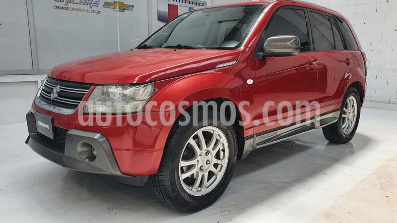 Suzuki Grand Vitara Himalaya usado (2012) color Rojo precio $150,000
