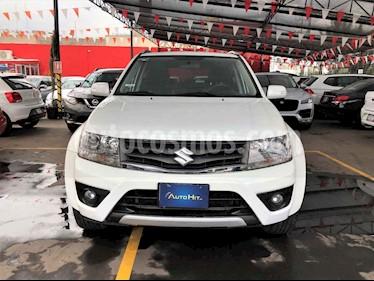 Suzuki Grand Vitara 5p GLS L4/2.4 Aut usado (2017) color Blanco precio $288,000