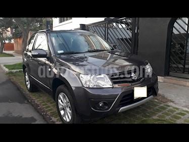 Suzuki Grand Vitara 2.4L Full  Aut usado (2015) color Negro precio u$s13,800