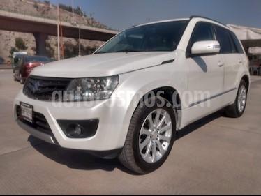 Foto venta Auto usado Suzuki Grand Vitara Special (2013) color Blanco Perla precio $183,000