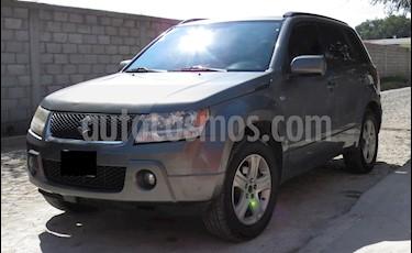 Suzuki Grand Vitara V6 GL usado (2007) color Gris Oscuro precio $98,000