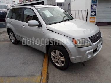 Foto venta Auto Seminuevo Suzuki Grand Vitara V6 GL (2007) color Plata precio $88,000