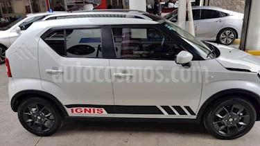 Foto Suzuki Ignis 5p GLX L4/1.2/T Aut usado (2018) color Blanco precio $189,000