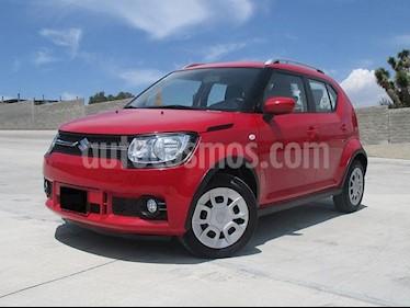 Foto venta Auto usado Suzuki Ignis GL (2018) color Rojo precio $168,000