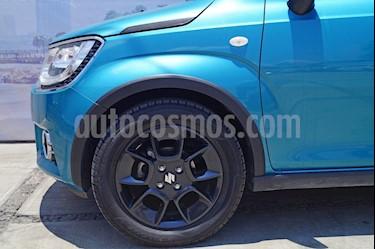Foto venta Auto usado Suzuki Ignis GLX Aut (2018) color Azul Menthyl precio $220,000