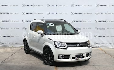 Foto Suzuki Ignis GLX Aut usado (2019) color Blanco precio $240,000