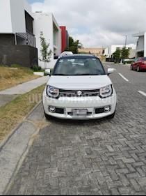 Foto Suzuki Ignis GLX Aut usado (2018) color Blanco precio $189,000