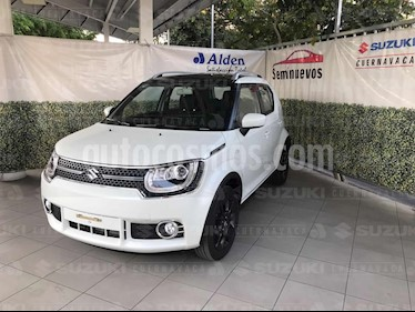 Foto venta Auto usado Suzuki Ignis GLX (2019) color Blanco precio $224,990