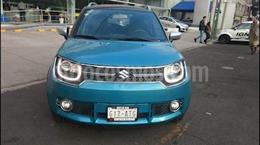 Foto venta Auto usado Suzuki Ignis GLX (2018) color Azul precio $205,000