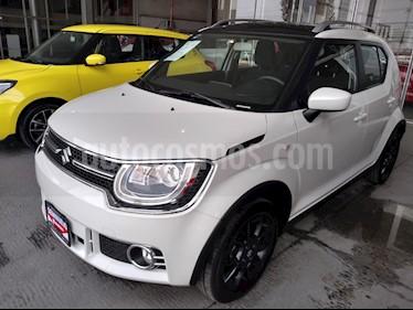 Foto venta Auto Seminuevo Suzuki Ignis GLX (2018) color Blanco Alpine precio $195,000