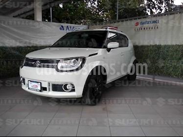 Foto venta Auto usado Suzuki Ignis GLX (2018) color Blanco precio $190,000