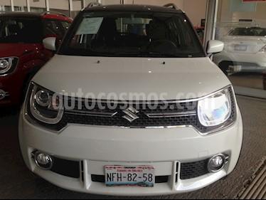 Foto venta Auto Seminuevo Suzuki Ignis GLX (2018) color Blanco Alaska precio $195,000