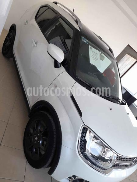 Suzuki Ignis GLX Aut usado (2020) color Blanco precio $228,000