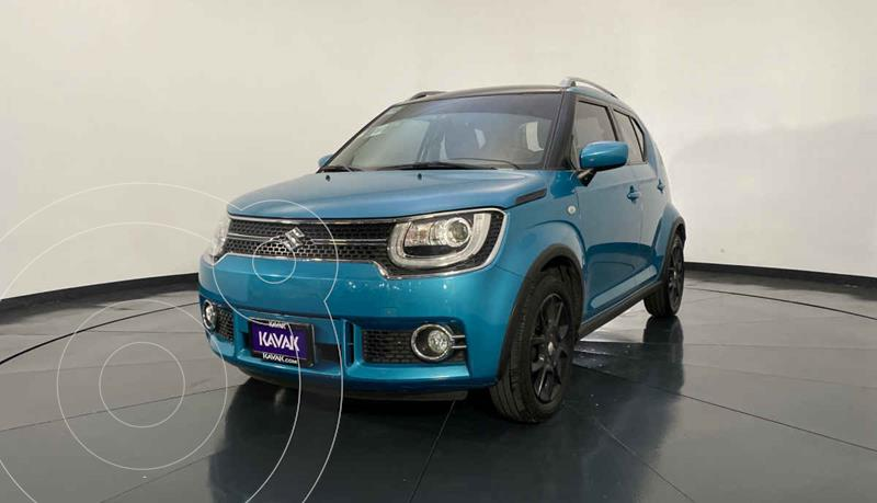 Suzuki Ignis GLX usado (2018) color Azul precio $187,999