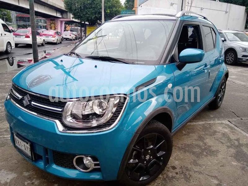 Suzuki Ignis GLX usado (2019) color Azul precio $190,000