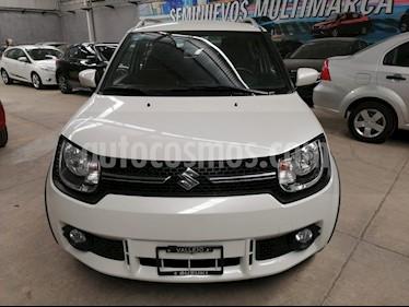 Suzuki Ignis GL Aut usado (2020) color Blanco precio $222,990