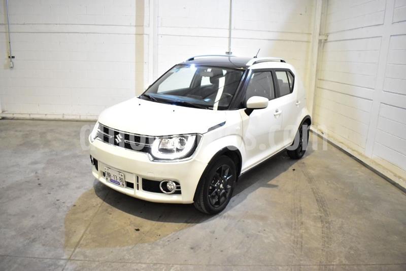 Suzuki Ignis GL Aut usado (2019) color Blanco precio $215,000
