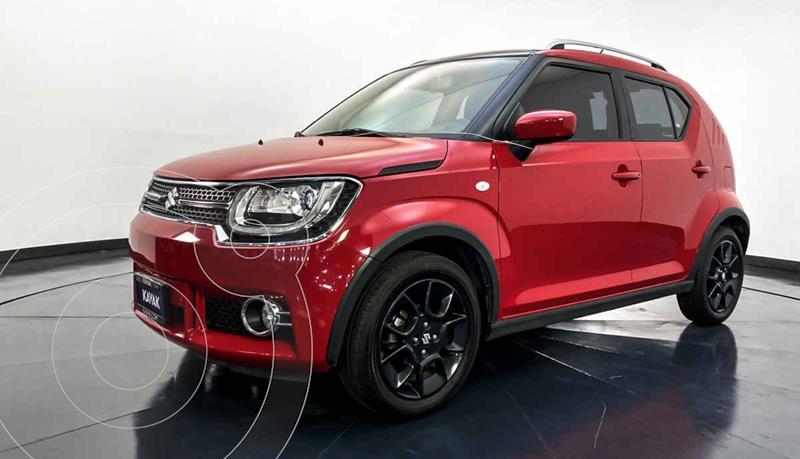 Suzuki Ignis GLX usado (2018) color Rojo precio $187,999