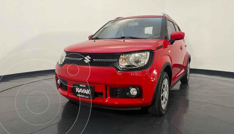 Suzuki Ignis GL usado (2019) color Rojo precio $187,999