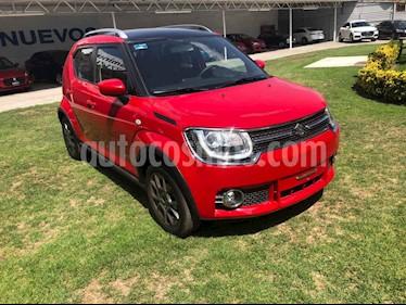 Suzuki Ignis 5p GLX CVT usado (2020) color Rojo precio $248,001