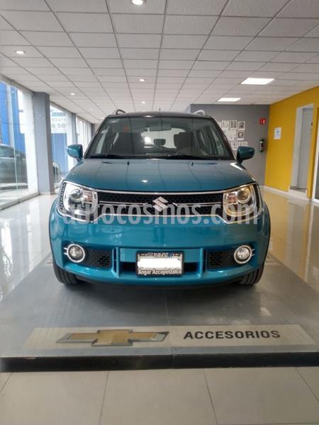 Suzuki Ignis GLX usado (2019) color Azul Claro precio $195,000
