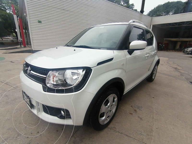 Foto Suzuki Ignis GL usado (2020) color Blanco precio $205,000