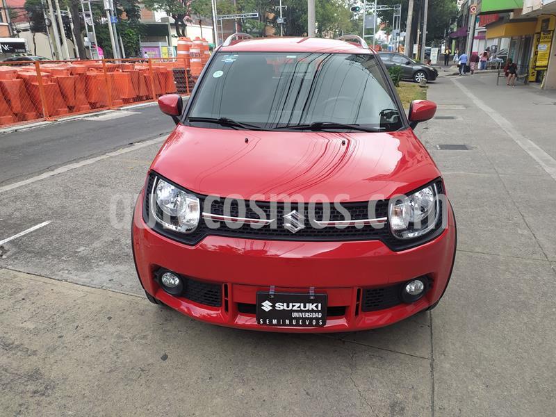 Suzuki Ignis GL usado (2019) color Rojo precio $182,000