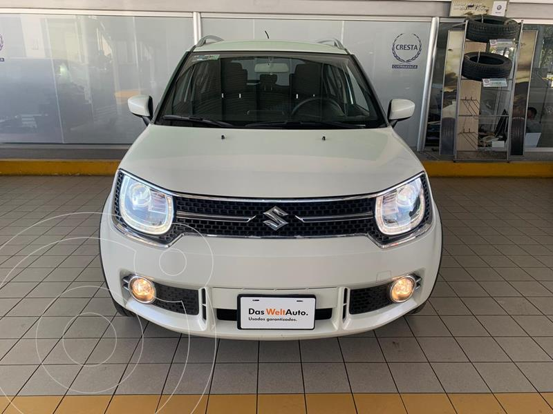 Suzuki Ignis GLX usado (2019) color Blanco precio $214,900