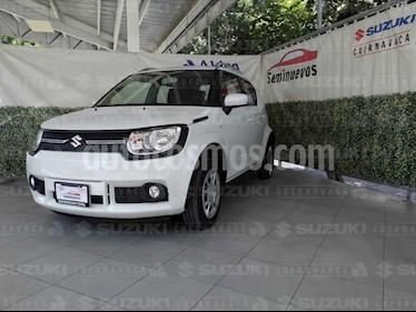 Suzuki Ignis GL Aut usado (2020) color Blanco precio $217,871