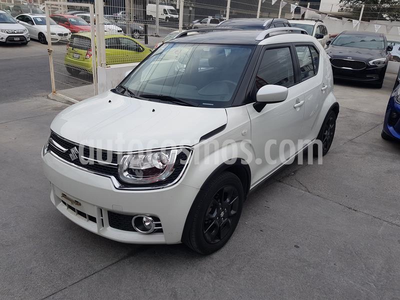 Foto Suzuki Ignis GLX Aut usado (2018) color Blanco precio $210,000
