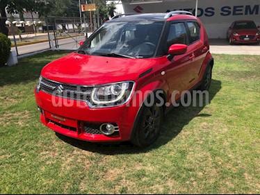 Suzuki Ignis 5p GLX CVT usado (2020) color Rojo precio $248,000