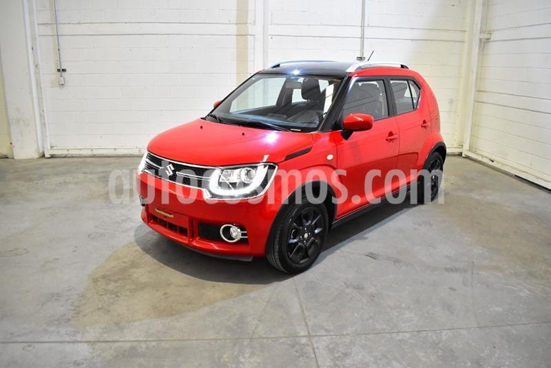 Suzuki Ignis GLX usado (2018) color Rojo precio $180,000