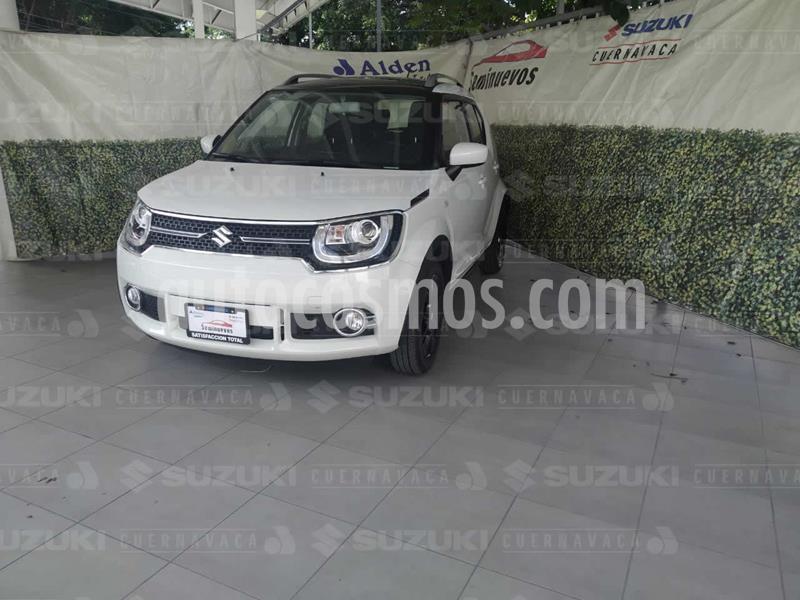 Suzuki Ignis GLX Aut usado (2020) color Blanco precio $257,270