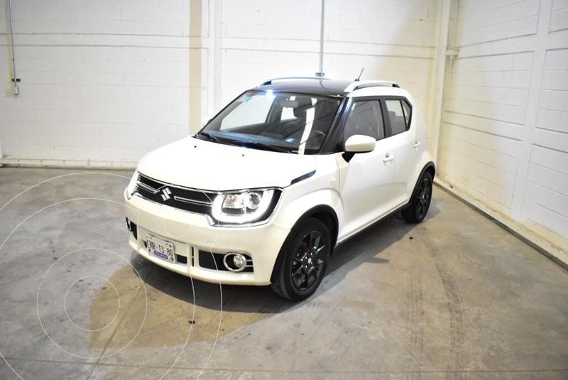 Suzuki Ignis GLX Aut usado (2019) color Blanco precio $215,000