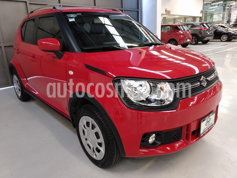 Suzuki Ignis GL usado (2019) color Rojo precio $184,900