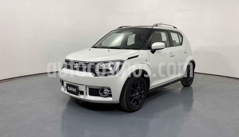 foto Suzuki Ignis GLX Aut usado (2019) color Blanco precio $237,999