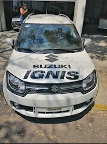 Suzuki Ignis GL Aut usado (2020) color Blanco precio $217,990