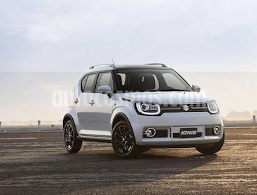 Suzuki Ignis GL nuevo color Blanco precio $214,990