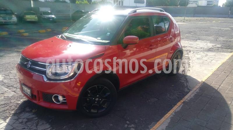 Suzuki Ignis GLX usado (2018) color Rojo precio $175,000