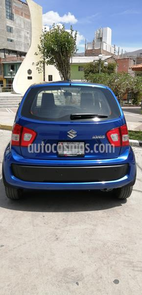 Suzuki Ignis  1.2L GL usado (2017) color Azul precio u$s9,500