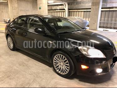 Suzuki Kizashi GLX Aut usado (2013) color Negro precio $195,000