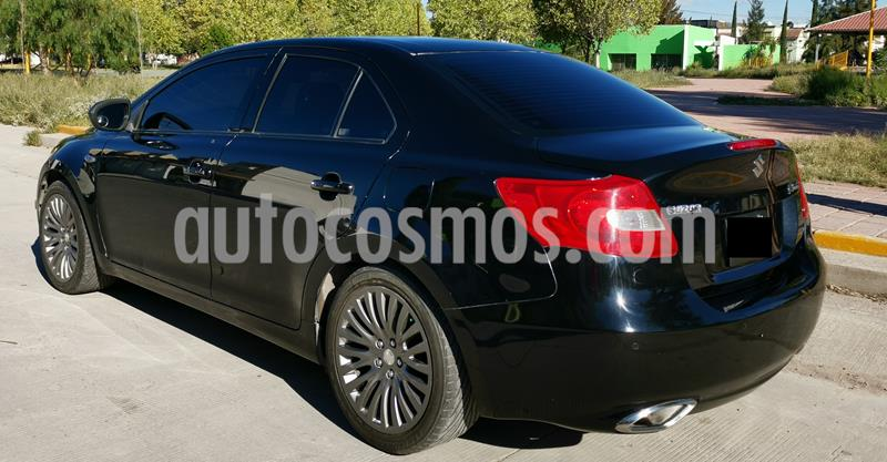 Suzuki Kizashi GLS usado (2010) color Negro precio $120,000
