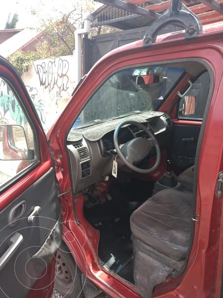Suzuki Mastervan Sk 413 Gl usado (2002) color Rojo precio $3.300.000