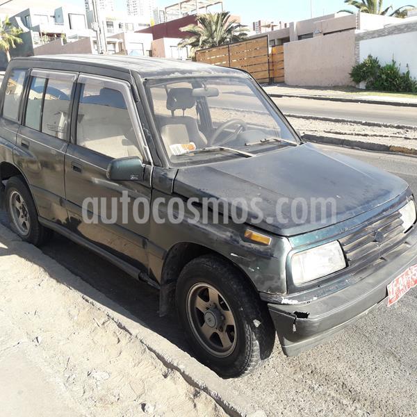 Suzuki Nomade - usado (1992) color Verde precio $1.000.000