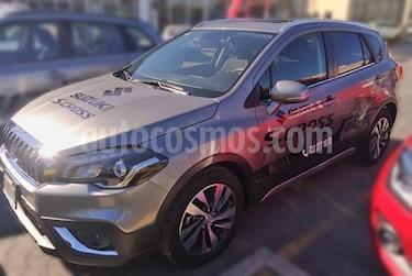 Foto venta Auto usado Suzuki S-Cross Boosterjet Aut (2019) color Plata Mercurio precio $389,990