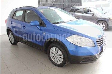 Suzuki S-Cross GL usado (2016) color Azul precio $199,000
