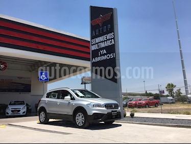 Foto venta Auto usado Suzuki S-Cross GL (2018) color Plata precio $289,990