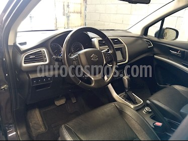 Suzuki S-Cross GLX Aut 4WD usado (2014) color Purpura precio $160,000